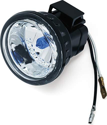Kuryakyn 5083 Motorcycle Lighting: Replacement 35 Watt H3 Halogen Lamp for 3″ 5000 Series Driving Lights, White, Pack of 1