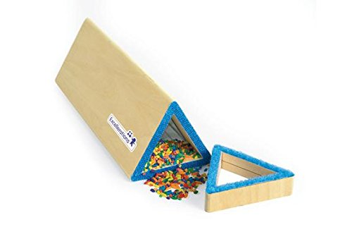 Excellerations Scopes Fillable Wooden Kaleidoscopes (Pack of 6) -