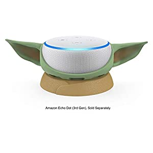 Best Epic Trends 41IP0L2rUAL._SS300_ All New, Made for Amazon, featuring The Mandalorian: The Child, Stand for Amazon Echo Dot (3rd Gen)
