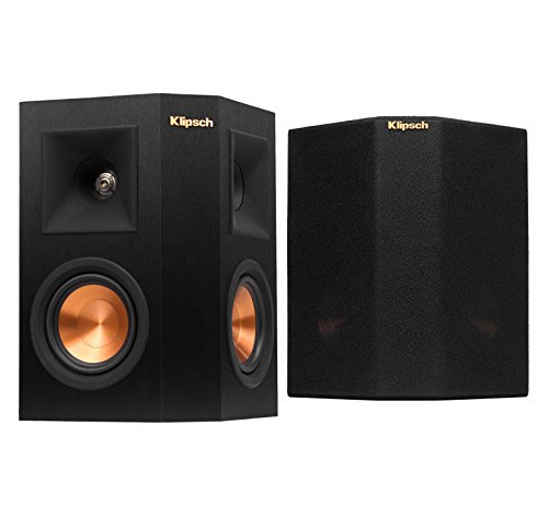 Klipsch RP-240S Reference Premiere Surround Speakers - Ebony, Pair (Certified Refurbished) by Klipsch