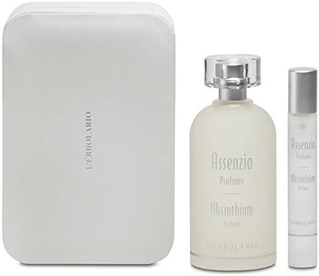 LErbolario Estuche edición especial 1 perfume Assenzio 125 ml + 1 perfume Assenzio 10 ml: Amazon.es: Bebé