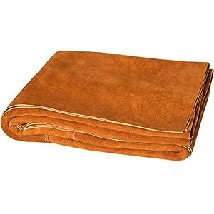Steiner 321-3X4 Side Split Cowhide Leather Welding Blanket, 3' x 4'