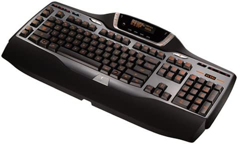 Logitech G15 GamePanel - Teclado (USB, CD-ROM, Windows XP ...