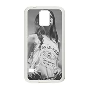 Chinese Lana Del Rey Customized Case for SamSung Galaxy S5 I9600,diy Chinese Lana Del Rey Phone Case