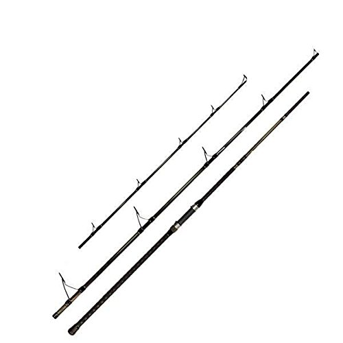 Tsunami Airwave Elite Spin Fishing Rod 2 Pc 11' 20-40 Lb TSAWESS-1102H