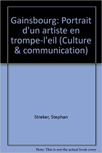 Livres à télécharger pour ipad Gainsbourg : Portrait d'un artiste en trompe-l'oeil PDF by Stephan Streker