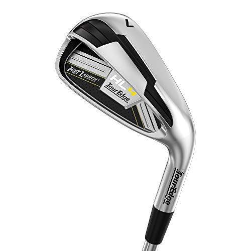 Tour Edge Golf Hot Launch 4 HL4 Iron Set (Right, Steel, Stiff)