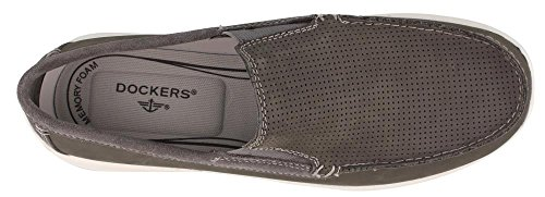 Casual Alcove Men's Shoe Dockers Gray Neverwet Loafer n1F0x1w8q