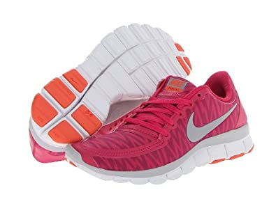 best cheap c6031 593e4 Image Unavailable. Image not available for. Color: Nike Women's Free 5.0 V4  ...