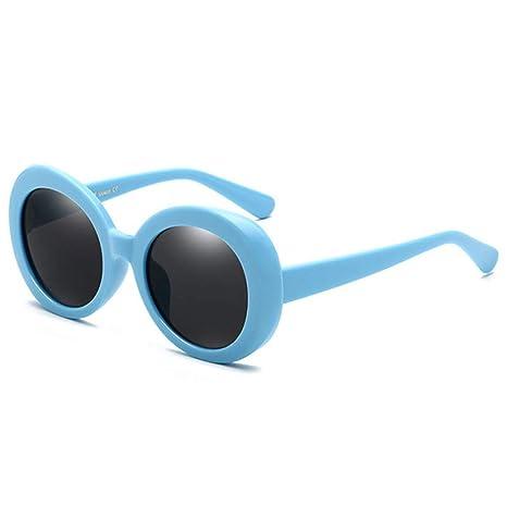 Yangjing-hl Gafas de Sol SmallFrame Gafas de Sol ovales para ...