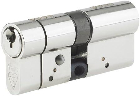 MILA BKS TS007 1 Star BSEN1303 Anti Snap//Pick//Drill//Bump Euro Cylinder Lock