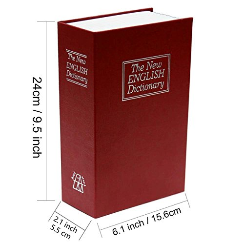 the new english dictionary book safe