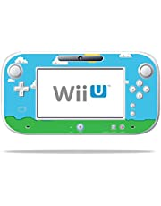 MightySkins Skin Compatible With Nintendo Wii U GamePad Controller – Gamer Landscape   Protective, Durable, and Unique Vinyl wrap cover   Easy To Apply, Remove, and Change Styles   Made in the USA