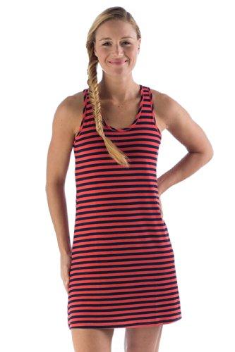 trg1640-extra-small-mandarin-navy-stripe-bamboodreams-tessa-tunic-narrow-mandarin-narrow-navy