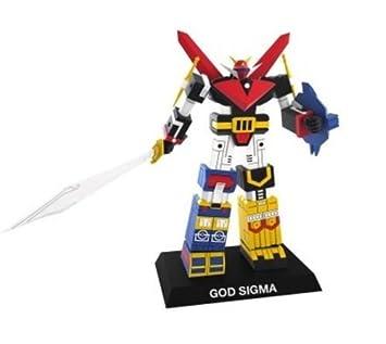 Figura Gashapon Figure 15 Cm Super Japan Robot Animemanga