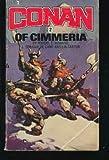 Conan of Cimmeria, Robert E. Howard, 0441114555