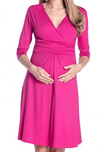 Happy Mama Boutique De Las Mujeres Maternidad Enfermería Círculo Jersey Vestido 282p: Amazon.es: Ropa y accesorios