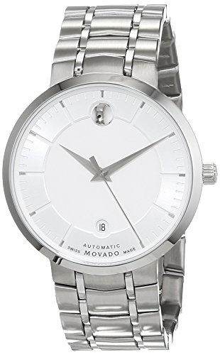 Movado Men's 1881 Watch Automatic Sapphire Crystal 606915