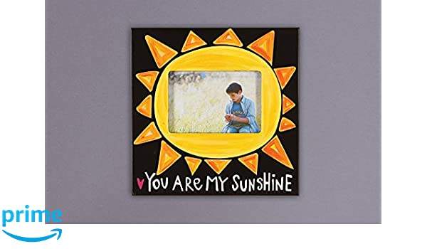 you are my sunshine wooden picture frame - Mexican Frame