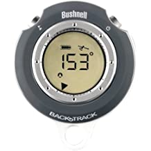 Bushnell 360053 GPS BackTrack Personal Locator Tech Gray Kit With Case and 4 AAA Batteries