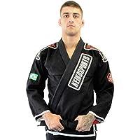 Kimono Jiu Jitsu Série Limitada Keiko Sports Unissex A1 Preto