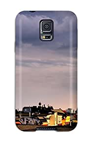 shameeza jamaludeen's Shop 6469900K51385335 Fashionable Style Case Cover Skin For Galaxy S5- Berlin City