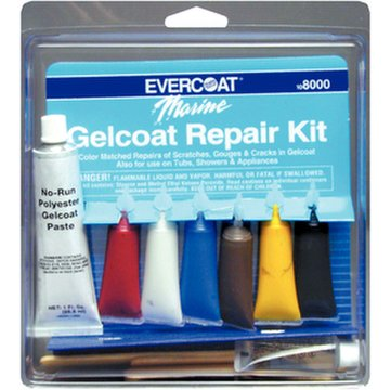 Gelcoat Repair Kit 1 Oz ()