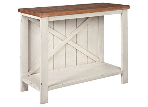 Top 10 recommendation entry table white wood 2020