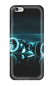 Hard Plastic Iphone 6 Plus Case Back Cover,hot Tron Legacy Light Battle Case At Perfect Diy
