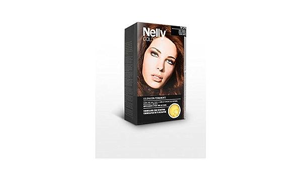 Nelly 122442 Tinte de Pelo No. 6/34, Rubio Caramelo: Amazon ...