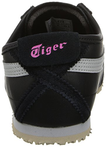 Onitsuka Tiger Womens Mexico 66 Sneaker Noir / Gris Clair