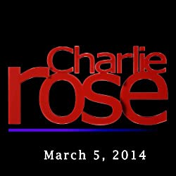 Charlie Rose: Henry Kissinger and James Patterson, March 5, 2014