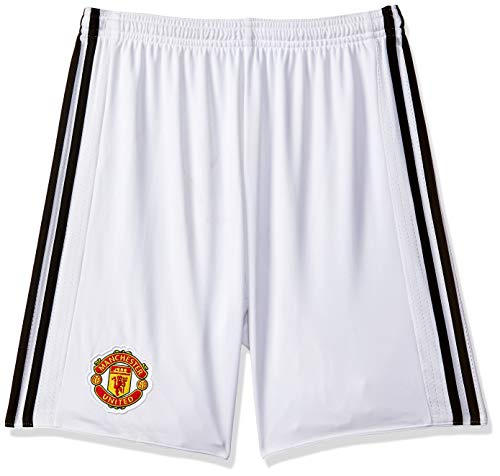 adidas Man Utd Home Shorts 2017/18-Small ()