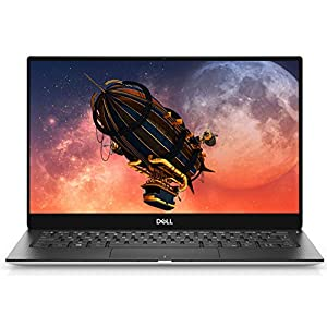 Dell XPS 13 Laptop, 13.3″, FHD, Intel Core I5-8265U, Intel UHD 620, 256GB SSD, 8GB RAM, XPS9380-5953SLV-PUS
