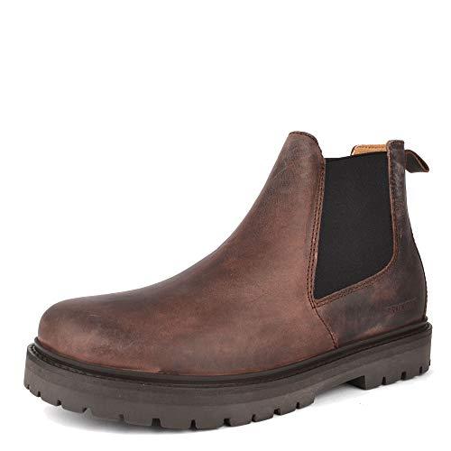 Birkenstock Stalon Women's, Mocha, Oiled Leather (41 N EU) ()