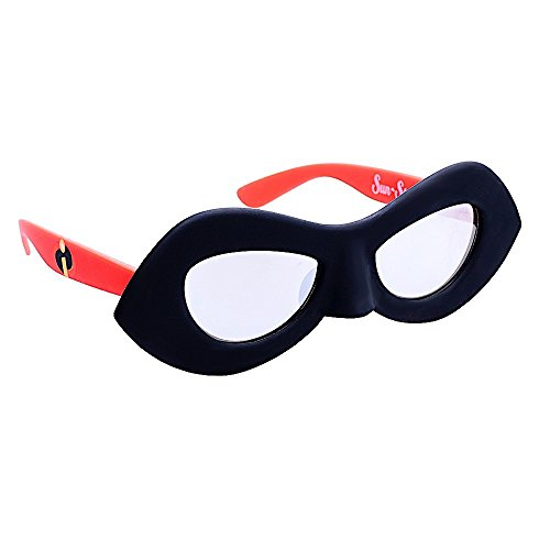 Sun-Staches Costume Sunglasses Lil' Characters Incredible Dash Party Favors -