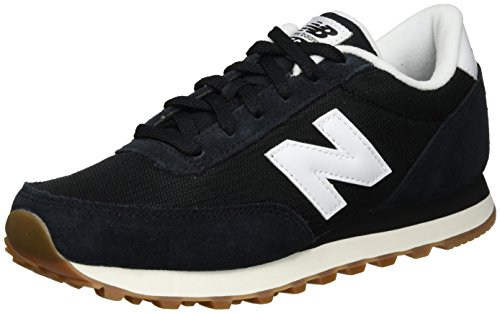 New Balance Women WL501 Sneaker Black/black