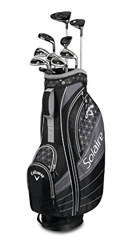 Callaway 2018 Solaire 11点セット コンプリートセット (認定整備済み)