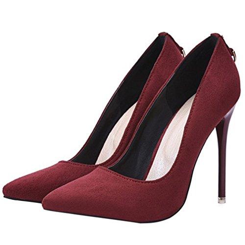 11 Para vestir catones vino ENMAYERCD rojo 1 1 mujer de 04 2017 5xn0B8g