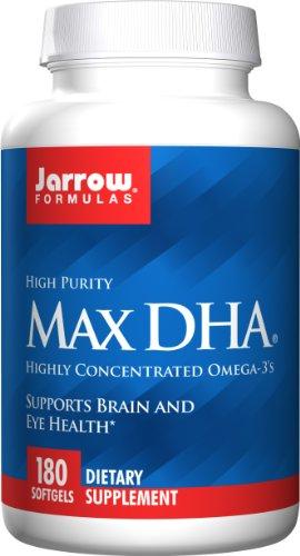 Jarrow Formulas Max DHA Softgels