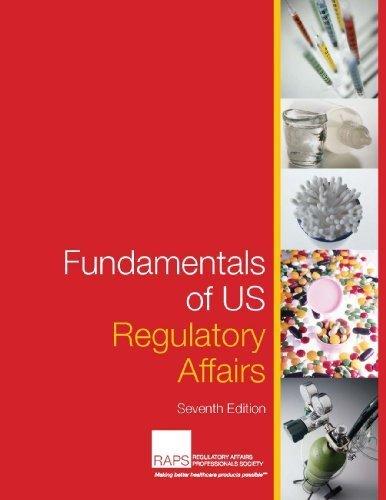 Fundamentals of US Regulatory Affairs