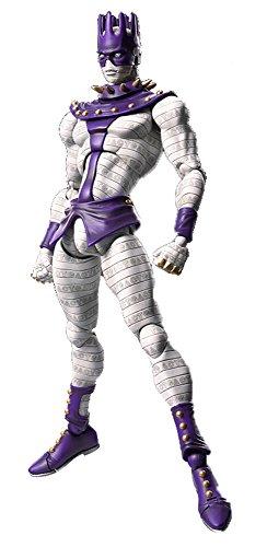 Medicos JoJo's Bizarre Adventure: Part 6--Stone Ocean: White Snake Super Action Statue