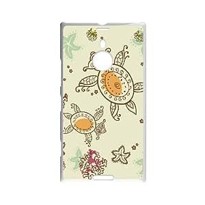 Nokia Lumia 1520 Sea creatures Phone Back Case Personalized Art Print Design Hard Shell Protection LK059973