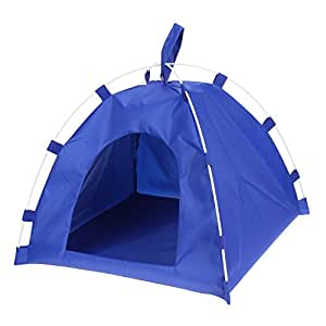 KAYI Tienda de Mascotas Oxford Fibra a Prueba de Agua cuadrilátero Dormir Jugando Cama de Viaje al Aire Libre Estera de Camping