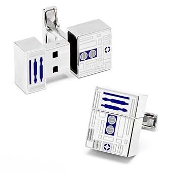 Star Wars R2D2 (4GB) USB Cufflinks (SW-R2D2-USB)