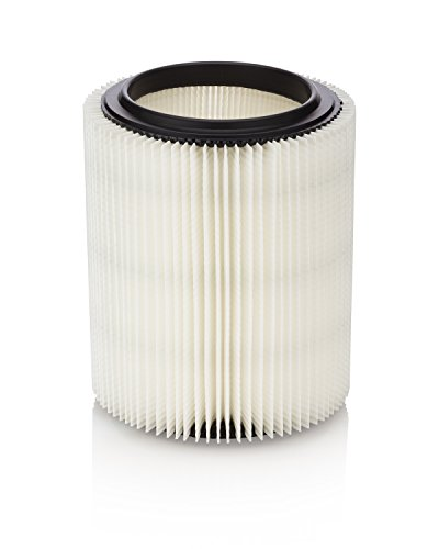 Kopach Replacement Filter for Craftsman and Ridgid Shop Vacs Part #s 9-17816, 9-17912 & Part #s VF4000, VF5000, 1 Pack, Deluxe Fine Particle Filter