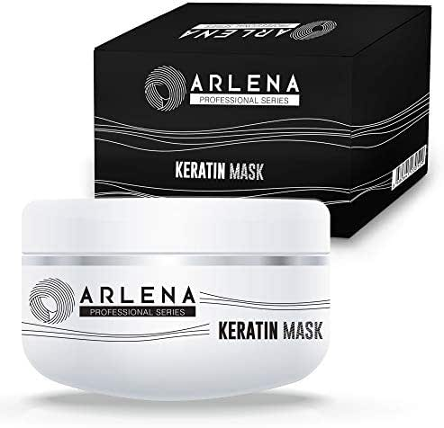 Keratin Hair Mask And Deep Conditioner - Restores, Nourishes And Hydrates Dry&Damaged Hair - Effective Keratin Hair Treatment- 10.15 Oz(300 ML)