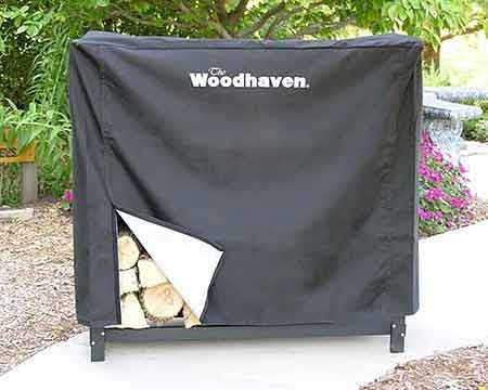 Woodhaven FC120 10 Foot Woodhaven Firewood Full Cover by Woodhaven