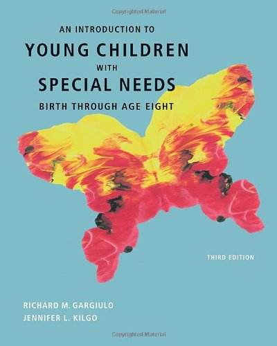 An Introduction to Young Children with Special Needs: Birth Through Age Eight (Available Titles CourseMate)