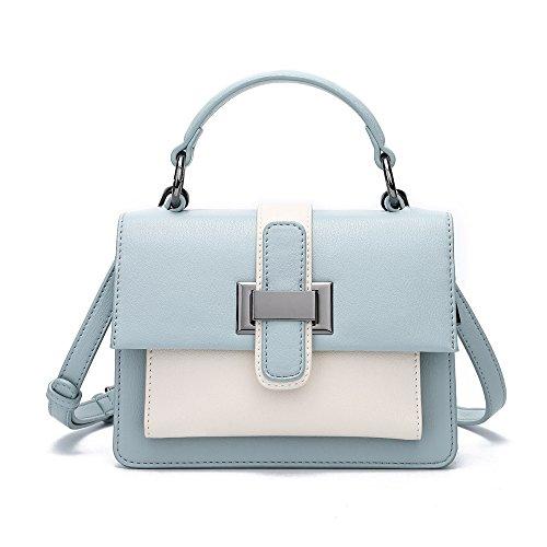 Bandoulière Sac Bandoulière Bag Petit Femmes Blue tout Embrayage Tempérament Fourre Dames Main Sac Sac à Carré à Main KYOKIM à Messenger Sac 5Yq04z4